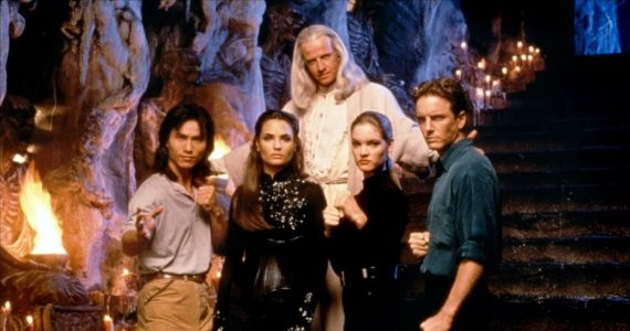 Mortal Kombat Movie 1995 Mortal Kombat: Legacy Director Drops Out of Movie Reboot