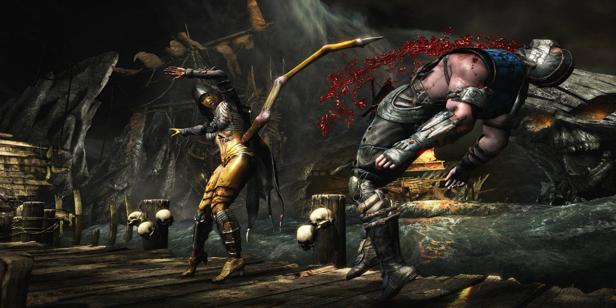 Mortal Kombat X Cancelled For Ps3 Xbox 360 Screen Rant