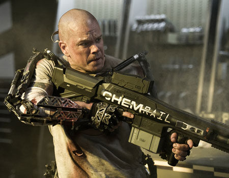 Most Anticipated Movies 2013 - Elysium