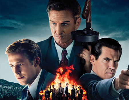 Most Anticipated Movies 2013 - Gangster Squad