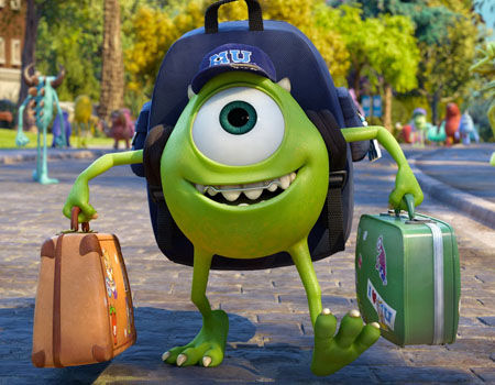 Most Anticipated Movies 2013 - Monsters University