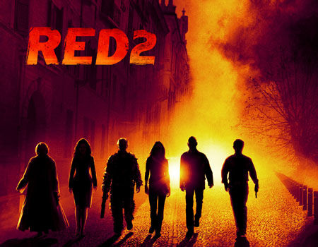 Most Anticipated Movies 2013 - RED 2