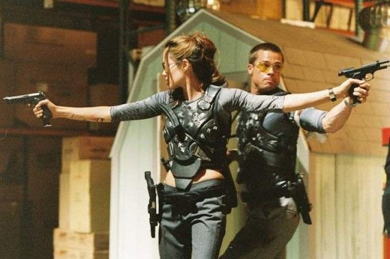 Mr and Mrs Smith 570x378 Mr. & Mrs. Smith Reboot On The Way?
