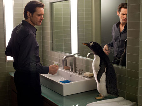 Mr. Poppers Penguins movie image. Screen Rants (Massive) 2011 Movie Preview