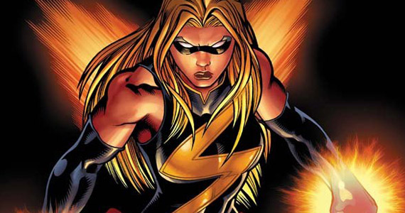 Ms Marvel Carol Danvers Marvel Comics Marvel Studios Interested in Katee Sackhoff