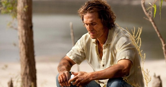 Mud Matthew McConaughey Mud Trailer & Poster: Matthew McConaughey Is On the Run