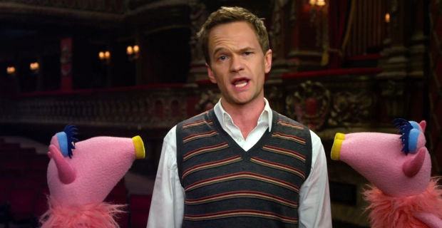 Muppet Guests NPH 20 Great Celebrity Guests for a Muppet Show Reboot