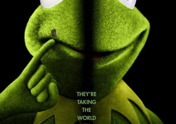 Muppets Most Wanted Face Off poster 600x425 Muppets Most Wanted Parody Posters and TV Spot