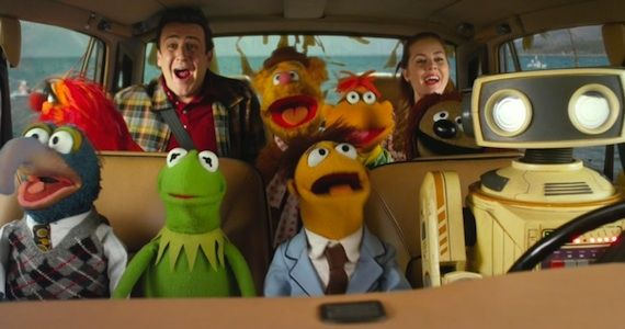 Muppets hold on to number 2 at the box office Jason Segel Not Returning for Muppets Sequel