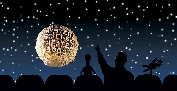 Mystery Science Theater 3000 silhouette Mystery Science Theater 3000 Creator Wants a Reboot & New Hosts   Can It Work?