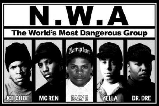 N.W.A N.W.A. Biopic In The Works