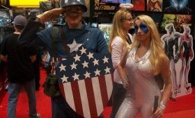 NYCC 2011 Cosplay Captain America Dazzler 280x170 NYCC 2011: Cosplay Babe Photo Gallery