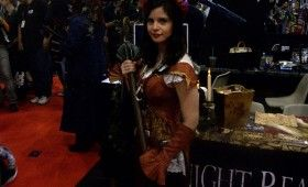 NYCC 2011 Cosplay Female Medieval Character 280x170 NYCC 2011: Cosplay Babe Photo Gallery