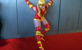 NYCC 2011 Cosplay Firestar 280x170 NYCC 2011: Cosplay Babe Photo Gallery