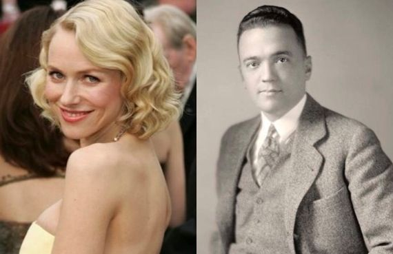 Naomi Watts joins Clint Eastwoods J. Edgar Naomi Watts Onboard For Eastwoods J. Edgar