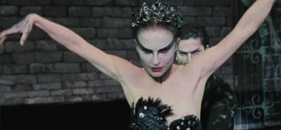 Natalie Portman Black Swan TV spot The Top 10 Movie Moments of 2010