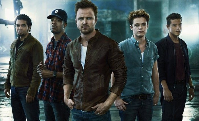 Need For Speed Movie Boys Cast Official Photo 700x425 Scott Mescudi, Ramon Rodriguez & Rami Malik Talk Need For Speed Sequels