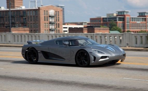 Need For Speed Movie Cars Koenigsegg Agera R 570x350 Need For Speed Interview: John Gatins Talks Story & Sequel Potential