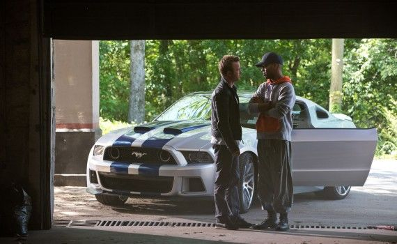 Need For Speed Movie Mustang Shelby GT500 Kid Cudi 570x350 Need For Speed Interview: John Gatins Talks Story & Sequel Potential