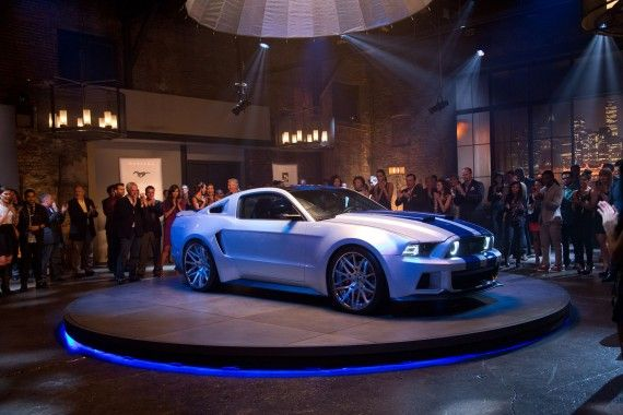 Need For Speed Movie Mustang Shelby GT500 Showcase 570x380 Need For Speed Interview: John Gatins Talks Story & Sequel Potential