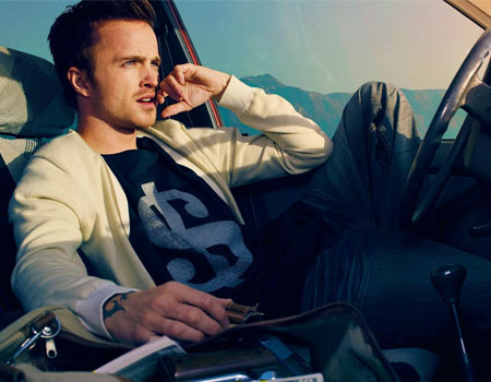 Need for Speed Aaron Paul The Riskiest Box Office Bets of 2014