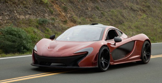 Need for Speed McLaren P11 Need for Speed vs. The Fast and the Furious   Which is the Better Car Movie?