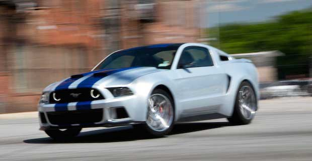Need for Speed Mustang Need for Speed vs. The Fast and the Furious   Which is the Better Car Movie?