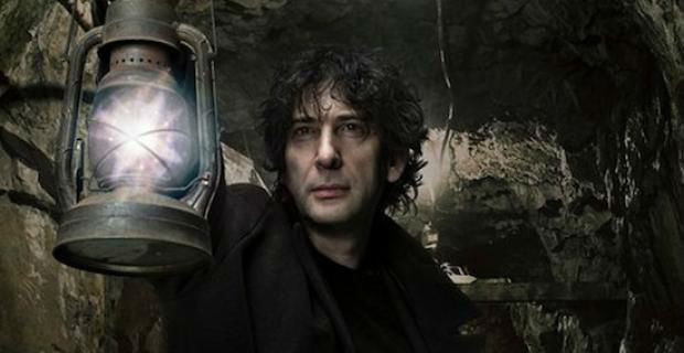 Neil Gaiman Neil Gaiman Meeting with Joseph Gordon Levitt to Discuss Sandman Movie
