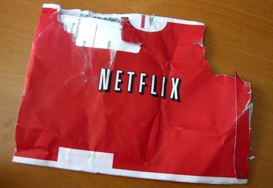 Netflix DVD Envelope Netflix Price Hike Details: Unlimited Streaming and DVD Plans Now Separate