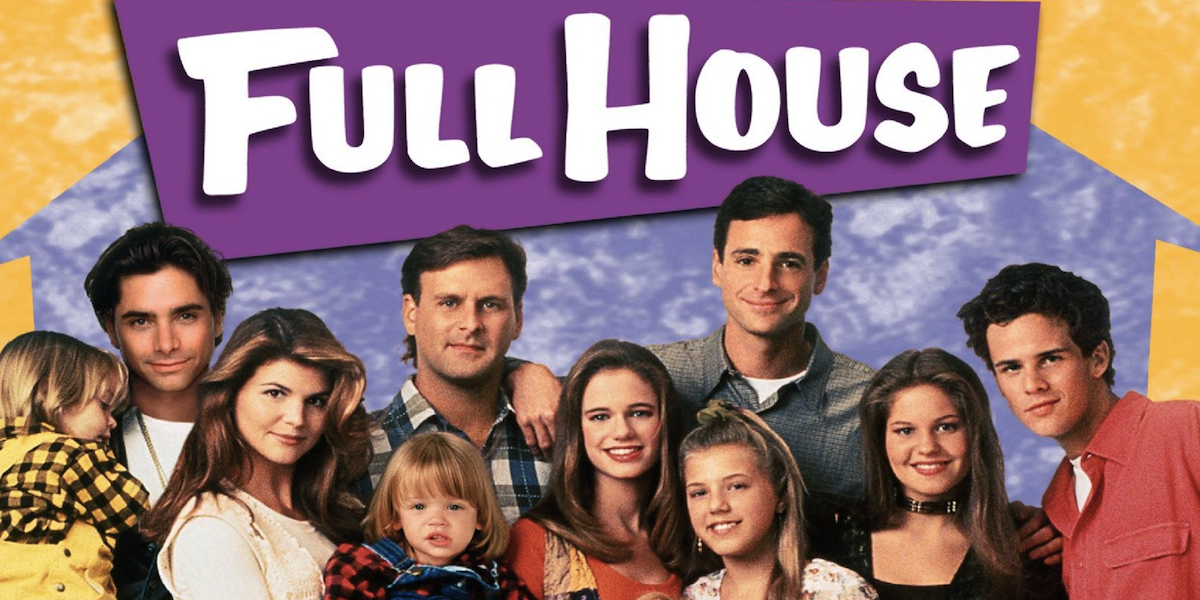 fuller house tv series logo revealed by netflix