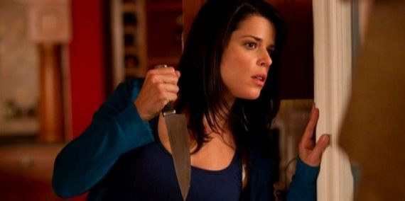 Never Campbell in Scream 4 Movie Media Roundup: Pirates of the Caribbean 4, Scream 4 & Tangled