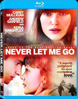 Never Let Me Go DVD blu ray box art DVD/Blu ray Breakdown: February 1st, 2011