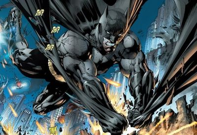 New 52 Batman Comic Con 2012 Schedule: Saturday, July 14th