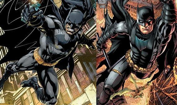 New 52 and Earth 2 Batman Rumor Patrol: Batman vs. Superman Costume & Batmobile Details