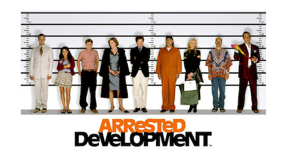 New Arrested Develpment to Air on Netflix in 2013 New Episodes of Arrested Development to Air on Netflix in 2013