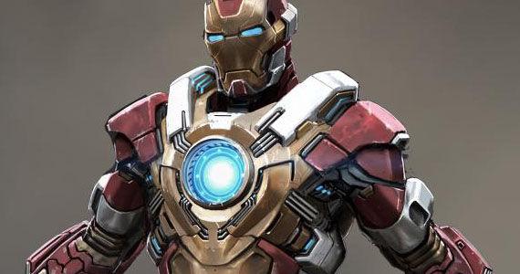 Iron Man 3: New Iron Legion Armor Designs Revealed? [Updated]