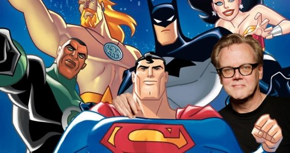 New Justice League Series Bruce Timm New Justice League Cartoon From Bruce Timm; Final Piece of WBs Puzzle?