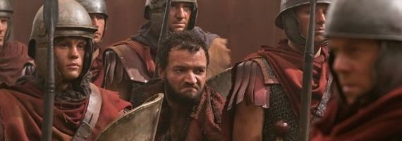 Nick Tarabay as Ashur Spartacus Vengeace The Greater Good Spartacus: Vengeance Episode 3: The Greater Good Recap