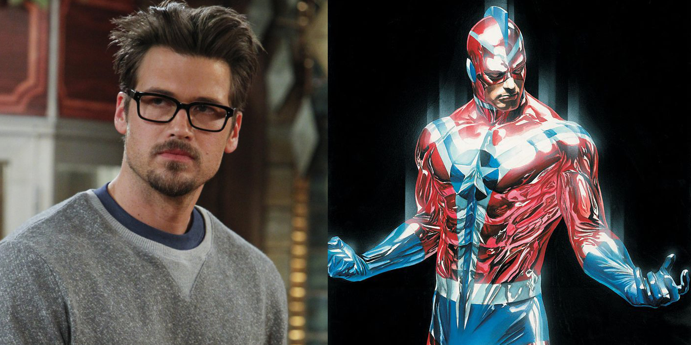 Nick Zano as Citizen Steel on DCs Legends of Tomorrow Legends of Tomorrow Season Premiere Synopsis Introduces Citizen Steel
