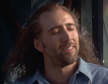 Nicolas Cage Con Air Hair