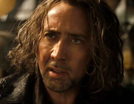 Nicolas Cage Hairstyle List
