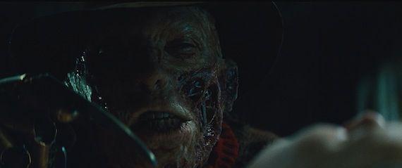 Nightmare on Elm Street is number one