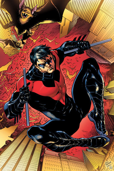 Nightwing 1 Cover Nightwing #1 Cover