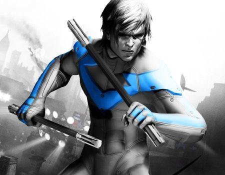 Nightwing Batman vs Superman Actors List