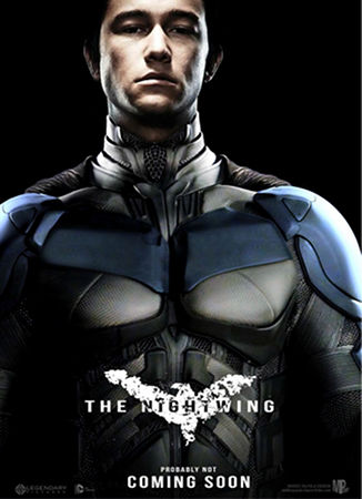 Nightwing John Black Dark Knight Rises