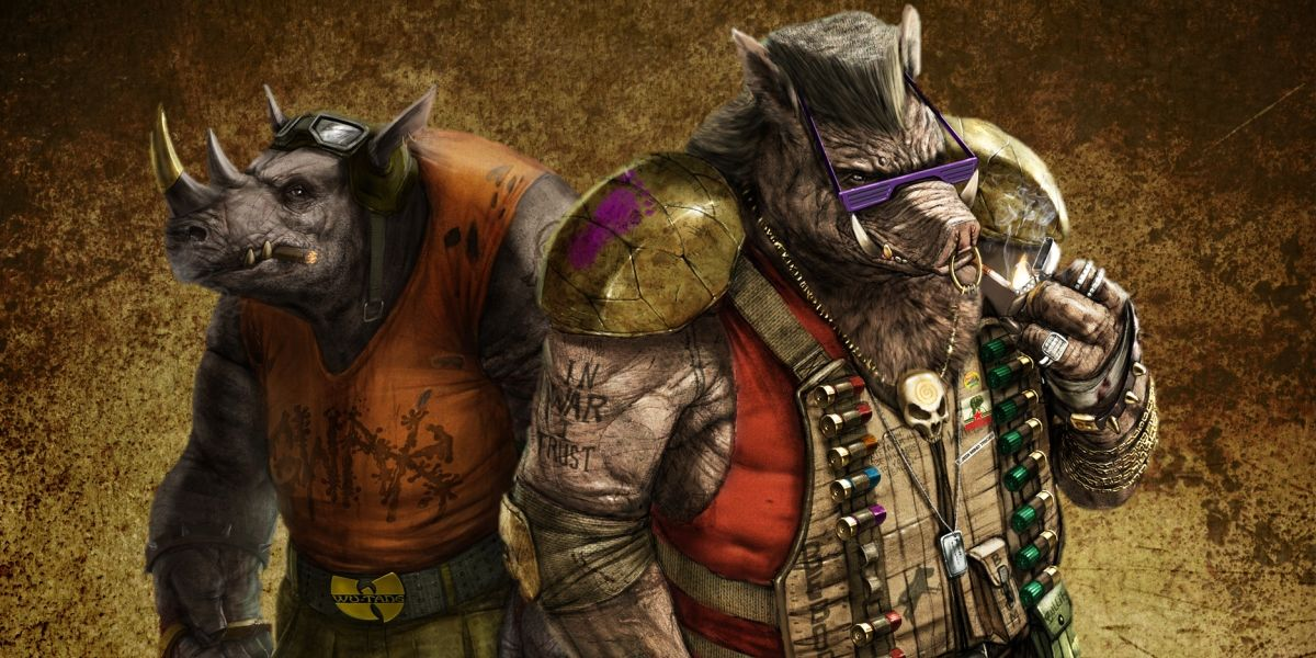 Ninja-Turtles-2-Bebop-Rocksteady-Fan-Art