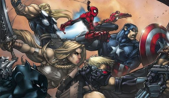 No Spider-Man Crossover with The Avengers