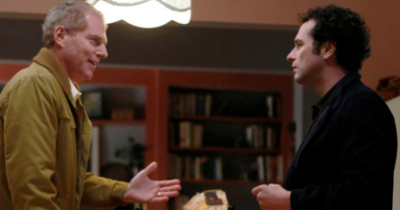 Noah Emmerich and Matthew Rhys in The Americans The Clock The Americans Season 1, Episode 2 Review – Impossible Things