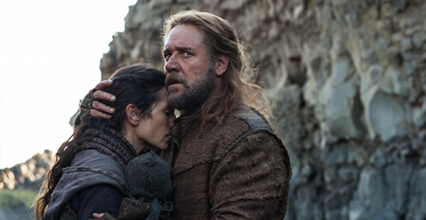Noah Starring Russell Crowe and Jennifer Connelly
