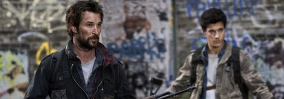 Noah Wyle Drew Roy Falling Skies TNT Falling Skies Renewed For Season 3